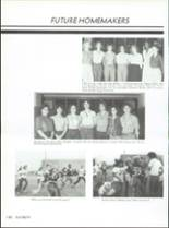 1981 Roosevelt High School Yearbook Page 104 & 105