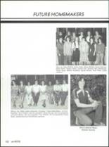 1981 Roosevelt High School Yearbook Page 106 & 107