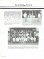 1981 Roosevelt High School Yearbook Page 108 & 109