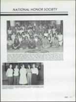 1981 Roosevelt High School Yearbook Page 114 & 115