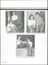 1981 Roosevelt High School Yearbook Page 116 & 117