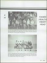 1981 Roosevelt High School Yearbook Page 124 & 125
