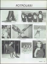 1981 Roosevelt High School Yearbook Page 152 & 153