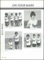 1981 Roosevelt High School Yearbook Page 154 & 155