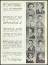 1957 Ramsay High School Yearbook Page 14 & 15