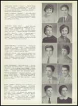1957 Ramsay High School Yearbook Page 16 & 17