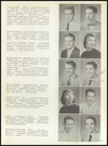 1957 Ramsay High School Yearbook Page 18 & 19