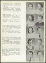 1957 Ramsay High School Yearbook Page 20 & 21