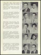 1957 Ramsay High School Yearbook Page 22 & 23