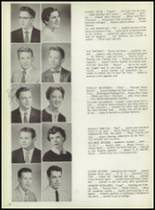 1957 Ramsay High School Yearbook Page 24 & 25