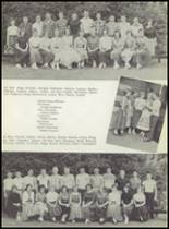 1957 Ramsay High School Yearbook Page 28 & 29