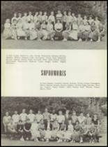 1957 Ramsay High School Yearbook Page 30 & 31