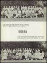 1957 Ramsay High School Yearbook Page 32 & 33
