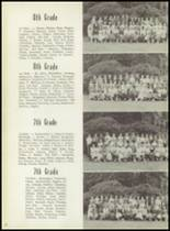 1957 Ramsay High School Yearbook Page 34 & 35