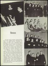 1957 Ramsay High School Yearbook Page 40 & 41