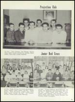 1957 Ramsay High School Yearbook Page 42 & 43