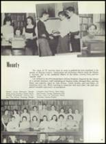 1957 Ramsay High School Yearbook Page 46 & 47