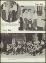1957 Ramsay High School Yearbook Page 48 & 49