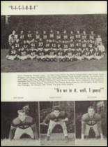 1957 Ramsay High School Yearbook Page 56 & 57