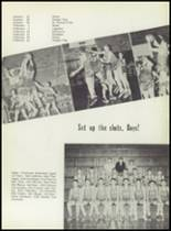 1957 Ramsay High School Yearbook Page 58 & 59