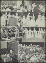 1957 Ramsay High School Yearbook Page 62 & 63