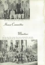 1954 Episcopal High School Yearbook Page 18 & 19