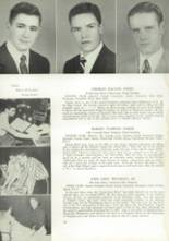 1954 Episcopal High School Yearbook Page 20 & 21