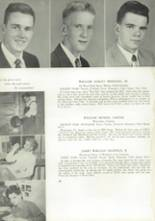 1954 Episcopal High School Yearbook Page 22 & 23