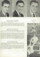 1954 Episcopal High School Yearbook Page 24 & 25
