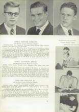 1954 Episcopal High School Yearbook Page 26 & 27
