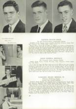 1954 Episcopal High School Yearbook Page 32 & 33