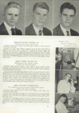 1954 Episcopal High School Yearbook Page 36 & 37
