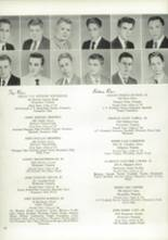 1954 Episcopal High School Yearbook Page 44 & 45
