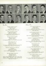 1954 Episcopal High School Yearbook Page 46 & 47