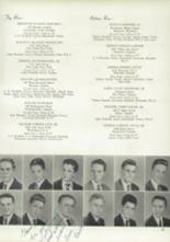 1954 Episcopal High School Yearbook Page 48 & 49