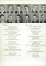 1954 Episcopal High School Yearbook Page 50 & 51