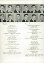 1954 Episcopal High School Yearbook Page 52 & 53