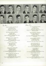 1954 Episcopal High School Yearbook Page 54 & 55