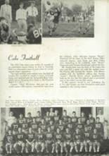 1954 Episcopal High School Yearbook Page 72 & 73