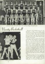 1954 Episcopal High School Yearbook Page 74 & 75