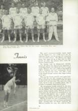 1954 Episcopal High School Yearbook Page 94 & 95