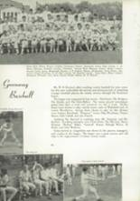 1954 Episcopal High School Yearbook Page 96 & 97