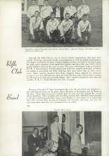 1954 Episcopal High School Yearbook Page 110 & 111