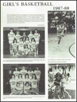1988 Fremd High School Yearbook Page 108 & 109