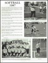 1988 Fremd High School Yearbook Page 124 & 125