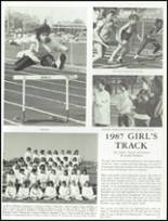 1988 Fremd High School Yearbook Page 128 & 129