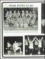 1988 Fremd High School Yearbook Page 156 & 157