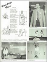 1988 Fremd High School Yearbook Page 174 & 175