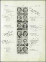 1939 Lincoln High School Yearbook Page 12 & 13