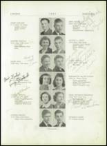 1939 Lincoln High School Yearbook Page 22 & 23